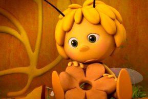 пчела из мультфильма