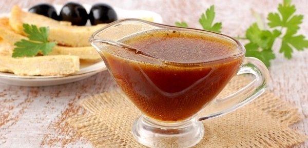 соус горчица мед соевый соус
